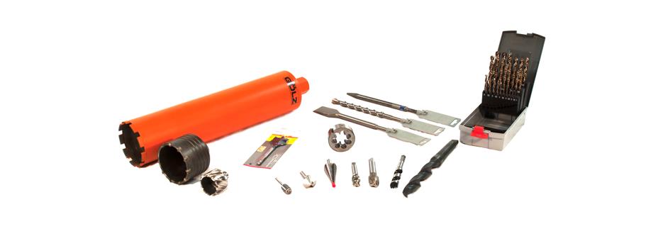 outils coupants/perçage